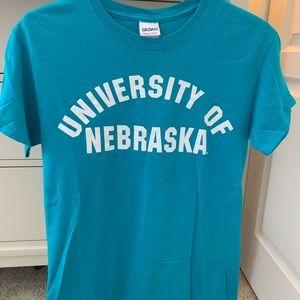University of Nebraska Cotton Tee size small.